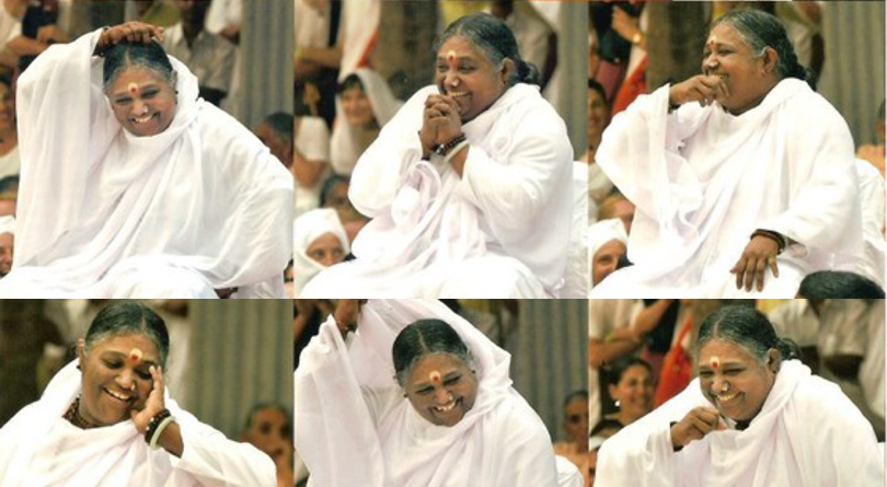 Mata Amritanandamayi (AMMA)