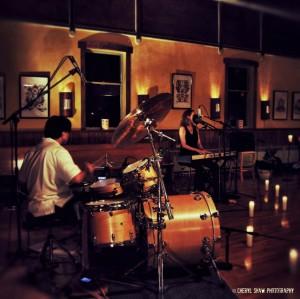 Lara Oshon and Louis Romano Candlelight Concert