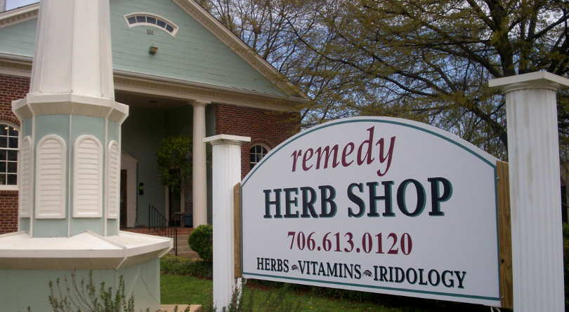 Remedy <br /><em>Herbal Pharmacy</em>