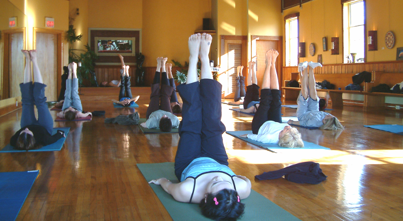 Sangha Yoga Studio